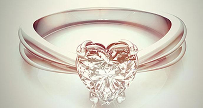 איך לשדרג את טבעת האירוסין