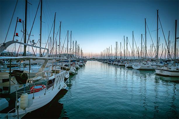 אירועים על הים הרצליה