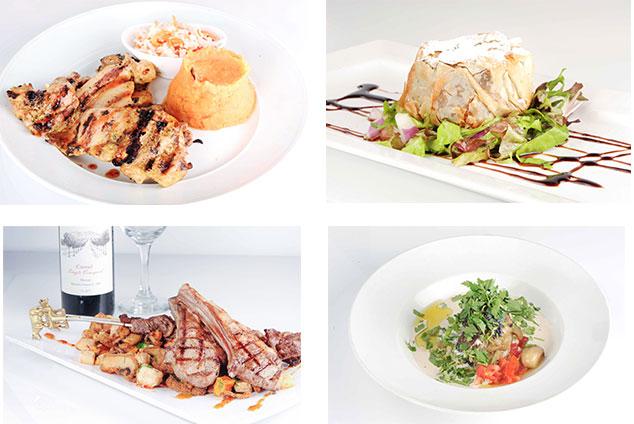 מסעדת גורמה ביסטרו 56, מסעדה בשרית כשרה במרכז