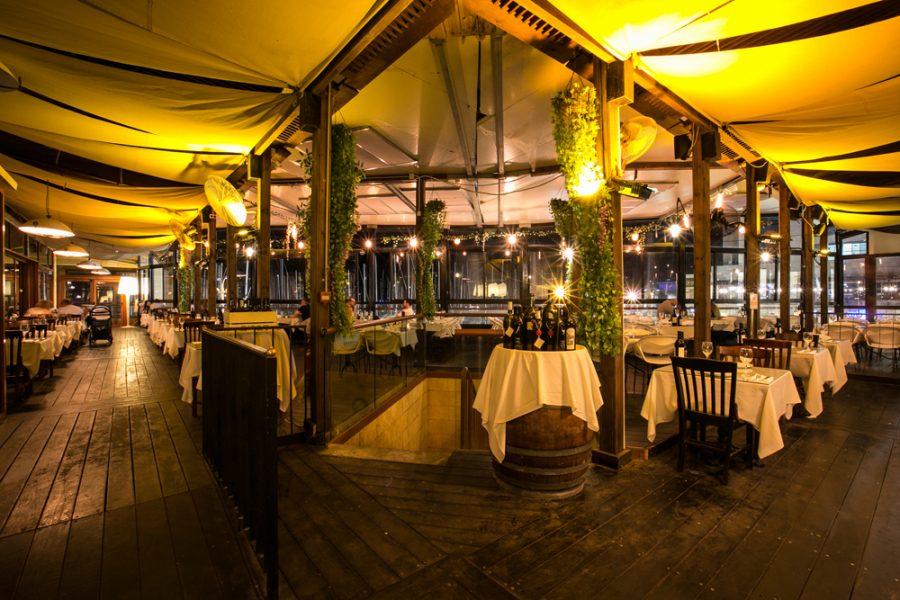 מסעדת יוקרה – ביסטרו 56