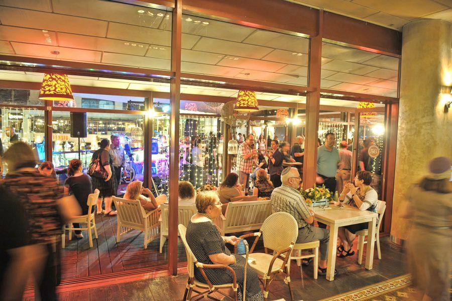 מסעדות בהרצליה- ביסטרו 56!