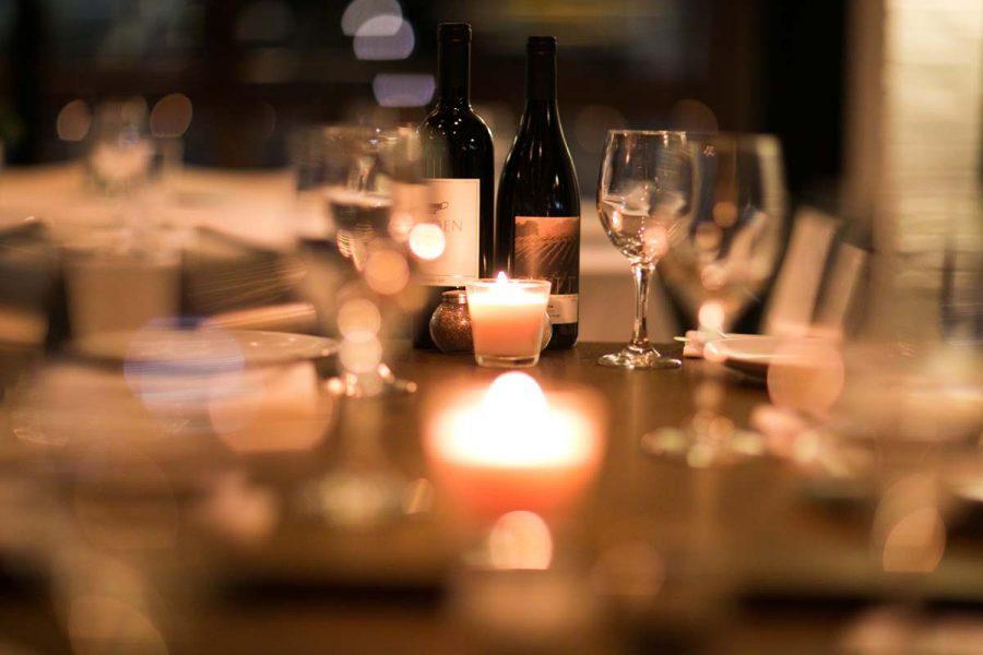 מסעדה ליום הולדת 60