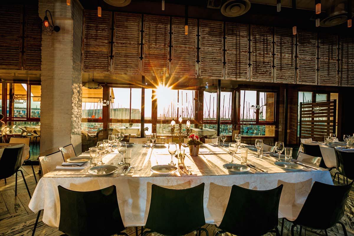 מסעדות בשרון עם חדר פרטי