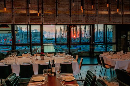 מסעדות על הים בהרצליה